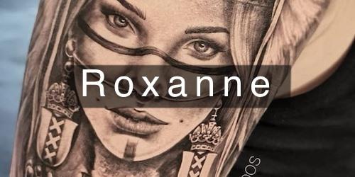 Roxanne Portfolio